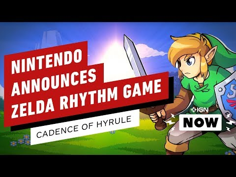 Zelda Rhythm Game Announced for Switch - IGN Now