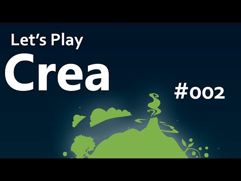 Let's Play Crea EPISODE 02: Deep Mining and Exploration