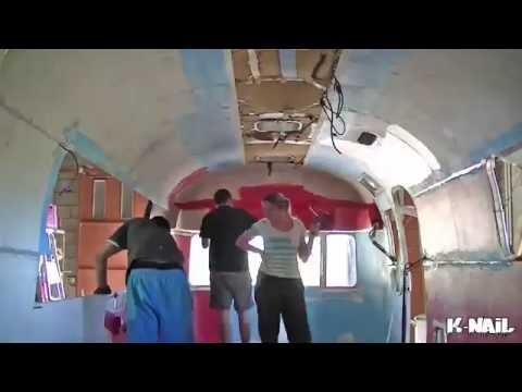 Restauration D'un Airstream