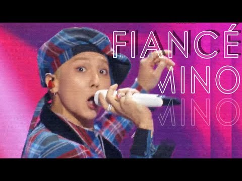[HOT] MINO - FIANCE,  송민호 - 아낙네 Show Music core