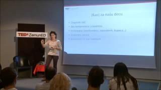 Svako od nas krije u fioci tajni plan za biznis | Milica Čalija | TEDxZemunED