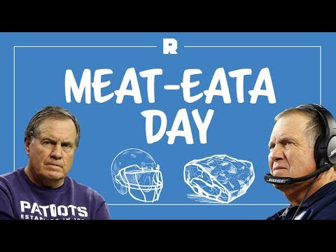 Bill Belichick's Greatest Super Bowl Moments   Meat-Eata Day   The Ringer