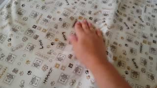 Обзор пеленки непромокашки ТМ Габби