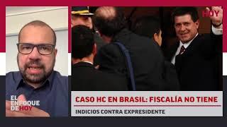 Caso HC en Brasil: Fiscalía no tiene indicios contra expresidente