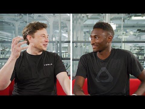 Talking Tech with Elon Musk!
