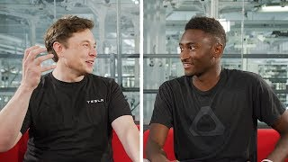 Talking Tech with Elon Musk!