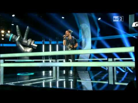 Andrea Azzurra Gullotta Giacomo Voli The Voice Knock Out