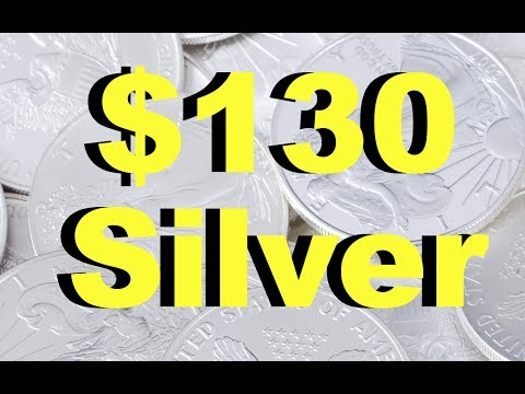 Mining CEO Predicts $130 Silver