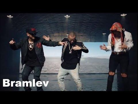 Nacho, Yandel, Bad Bunny - Báilame (Remix) (Letra/Lyrics) Bramlev