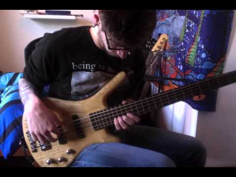 Dawn - solo bass using loop pedal