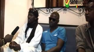 black mbolo sur son absence 10 ans sur la scene senegalais