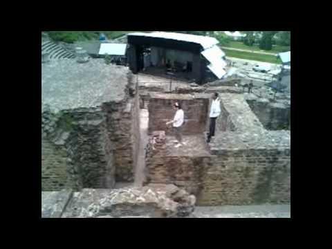 Théâtre gallo romain 1