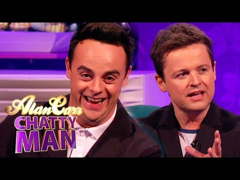 Ant and Decs Best Moments  Alan Carr: Chatty Man
