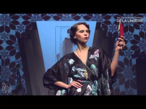 Fashion Show Automne/Hiver 2016 - Salon International de la lingerie Paris