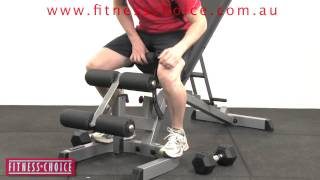 BodySolid GFID71 - Fitness Choice