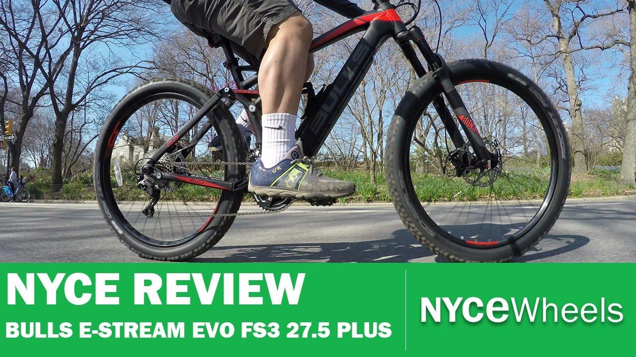 957ea203a5b Bulls E-Stream EVO FS 3 27.5 PLUS | Electric Bike Review - YouTube