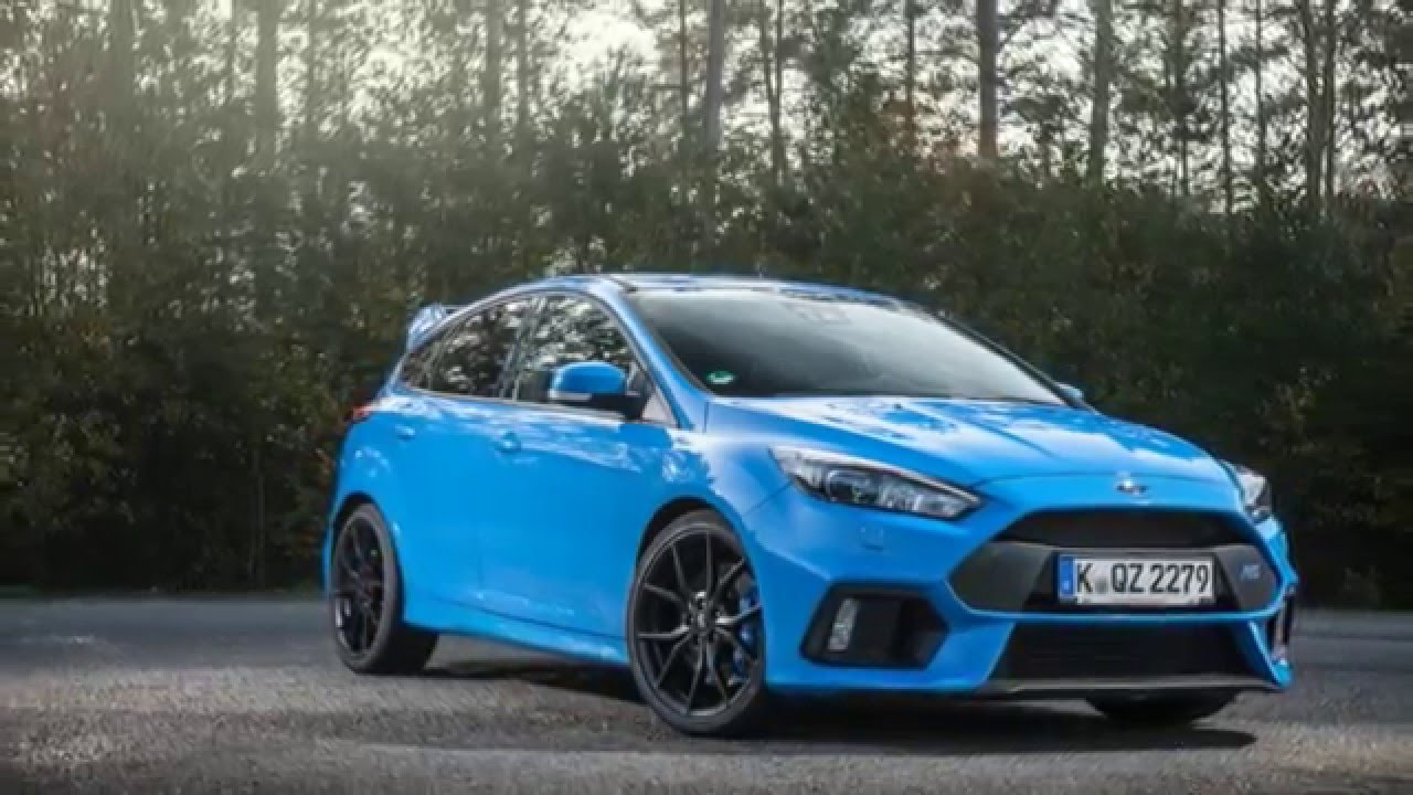 ford focus hatchback all wheel drive