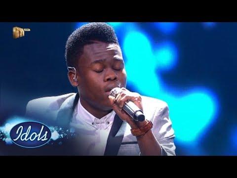 Top 9 Reveal: Botlhale serves power vocals  Idols SA Season 13