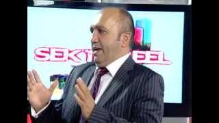NURAY DEMİRDAĞ İLE SEKTÖREEL' DE AVUKAT NECATİ YILDIRIM 2 (ÇEVRE VE KENT HUKUKU) 09.10.2012