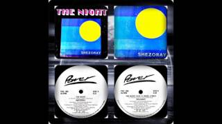 SHEZORAY - THE NIGHT (12´, BUB-O-MARC-O MIX, INSTRUMENTAL 1986))