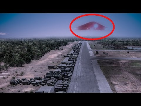 Most MYSTERIOUS Events On Military Bases!