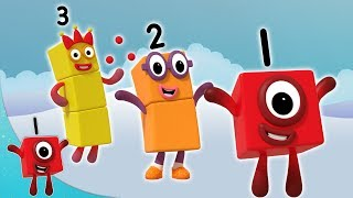 Numberblocks - Fun With Numbers | Learn to Count | Learning Blocks