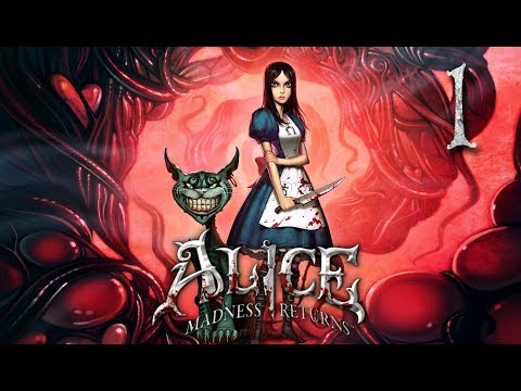Alice: Madness Returns | En Español | Capitulo 1