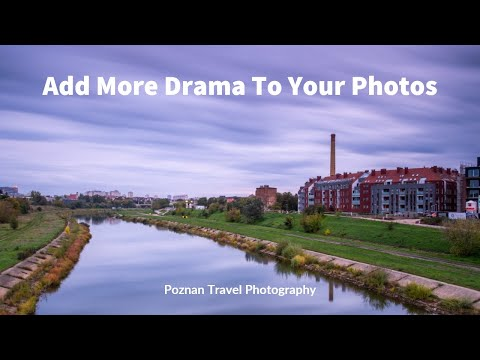 How To Take More Dramatic Photos On Cloudy Days With Filters  |  Poznan Travel Photography