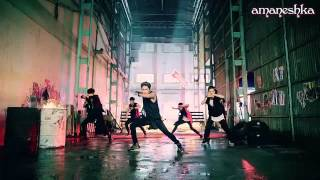 [Укр суб] INFINITE - Back  [MV HD] ukr sub