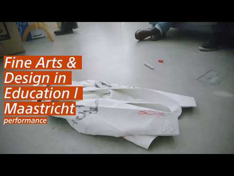 Performance Interpertatie Uiten - Fine Art and Design in Education