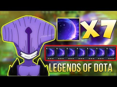 видео: 7 КУПОЛОВ ИМБА! legends of dota 2 - imba show