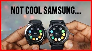 Tizen 3-Like Update for Gear S2: Quick Look (and Rant)