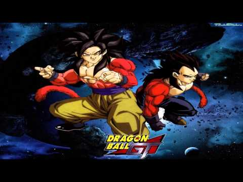 Dragon Ball GT - Sad Theme