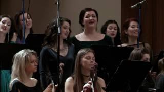 Государственный камерный хор РТ - Как ты красива сегодня