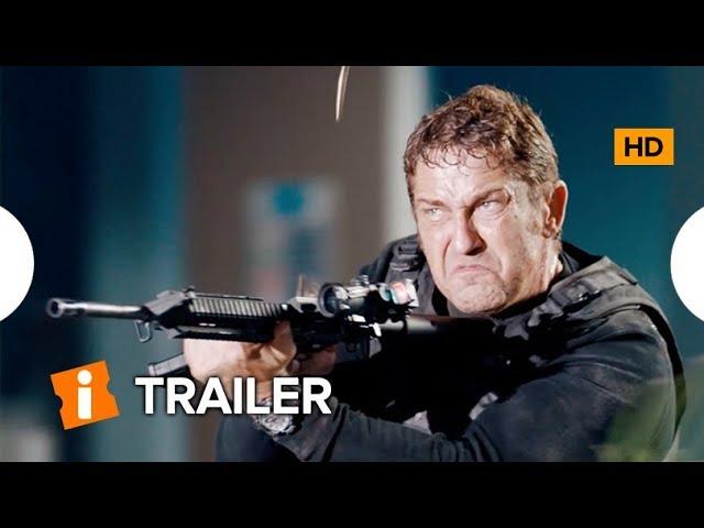 Invasão ao Serviço Secreto | Trailer Legendado