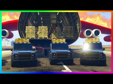 DRUG DEALING IN GTA 5! - BUYING/SELLING DRUGS, DRUG TRAFFICKING CARS, CARGO PLANES & MORE! (MODS)