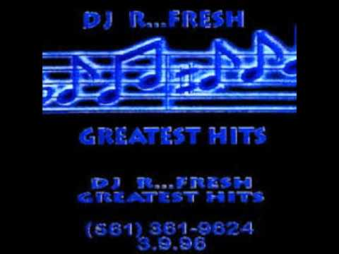 DJ R Fresh - Greatest Hits 1996A