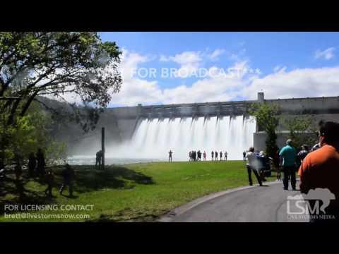 04-30-2017 Branson, MO - Table Rock Dam flood gates