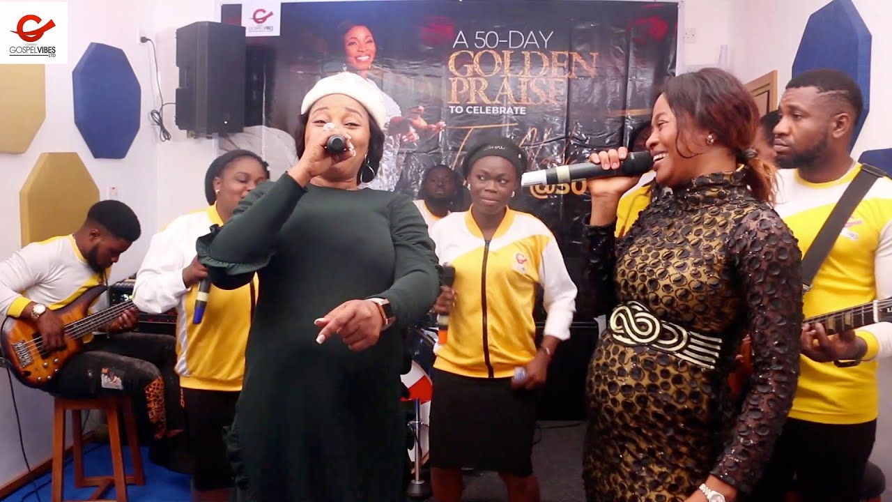 Download TOPE ALABI @50 - DAY 25 OF THE 50 DAYS OF GOLDEN PRAISE ft PSALMOS