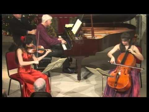 The Grier Trio play Beethoven's 'Archduke' trio