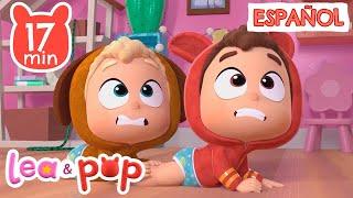 La pelota de Pop y más vídeos educativos - Canciones infantiles de Lea y Pop