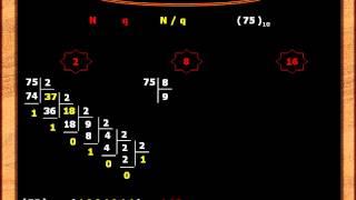 Урок №6. Перевод целых чисел из систем счисления