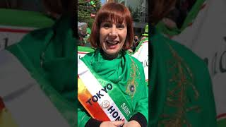 St Patricks Day TOKYO 2019/Visit by Minister Josepha Madigan T.D.