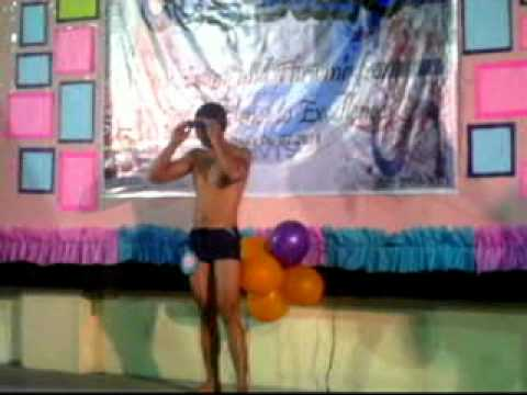 DHVTSU - Mr. CCS Day 2010 Sports Wear Travel Video