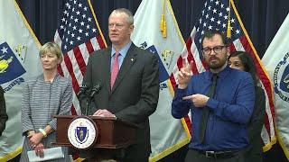Gov. Baker declares state of emergency as Massachusetts coronavirus cases more than double to 92
