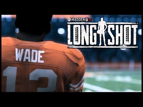 MADDEN NFL 18: LONGSHOT #1 Re-Editado | O INÍCIO (modo história)