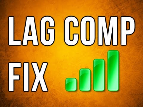 Black Ops 2 Lag Compensation Fix