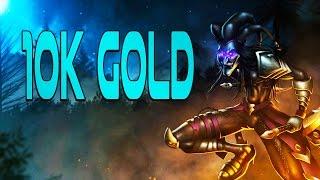 10k Gold Challenge w/ Shaco