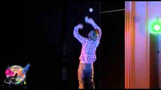 Chris Noonan Byjoty Juggling Routine