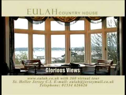 Eulah country house hotel five star luxury boutique for Boutique hotel jersey